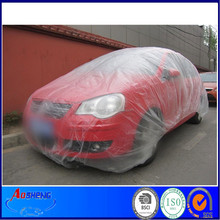 Disposable LDPE covers car waterproof