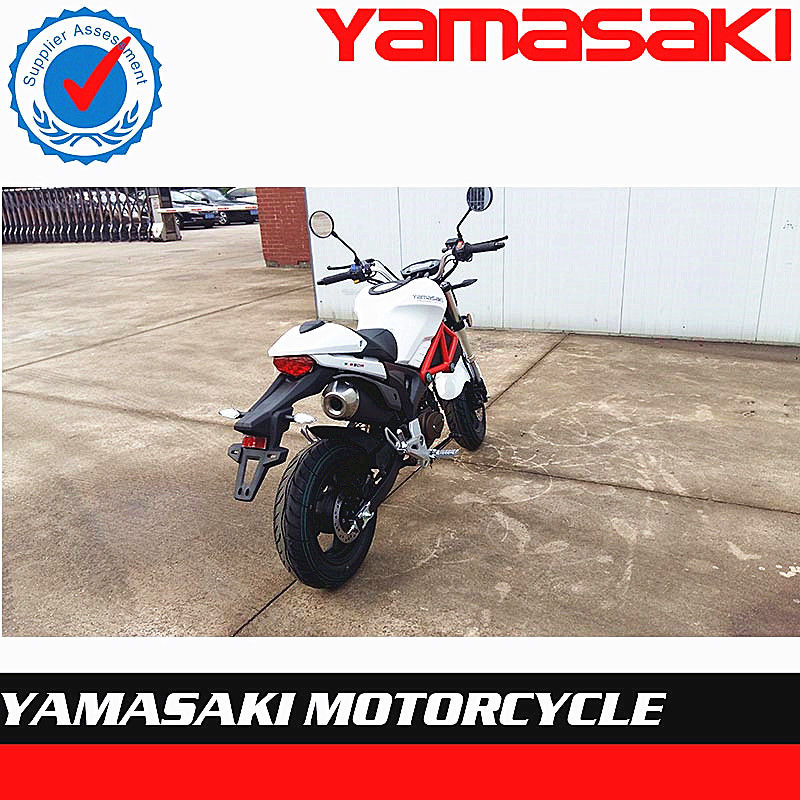 High quality good sell automatic motorcycle 125cc for adult