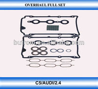 engine parts gasket kit for C5/2.4 car model 078 198 012G
