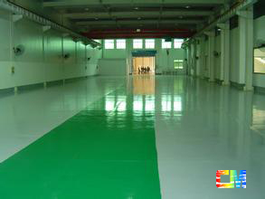 epoxy flooring coating- epoxy floor paint for parking place - preferenziale bus gomma-paint factory