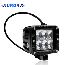 2 inch 30W led Driving Light Cube Work Light Motorcycle Accessories Waterproof