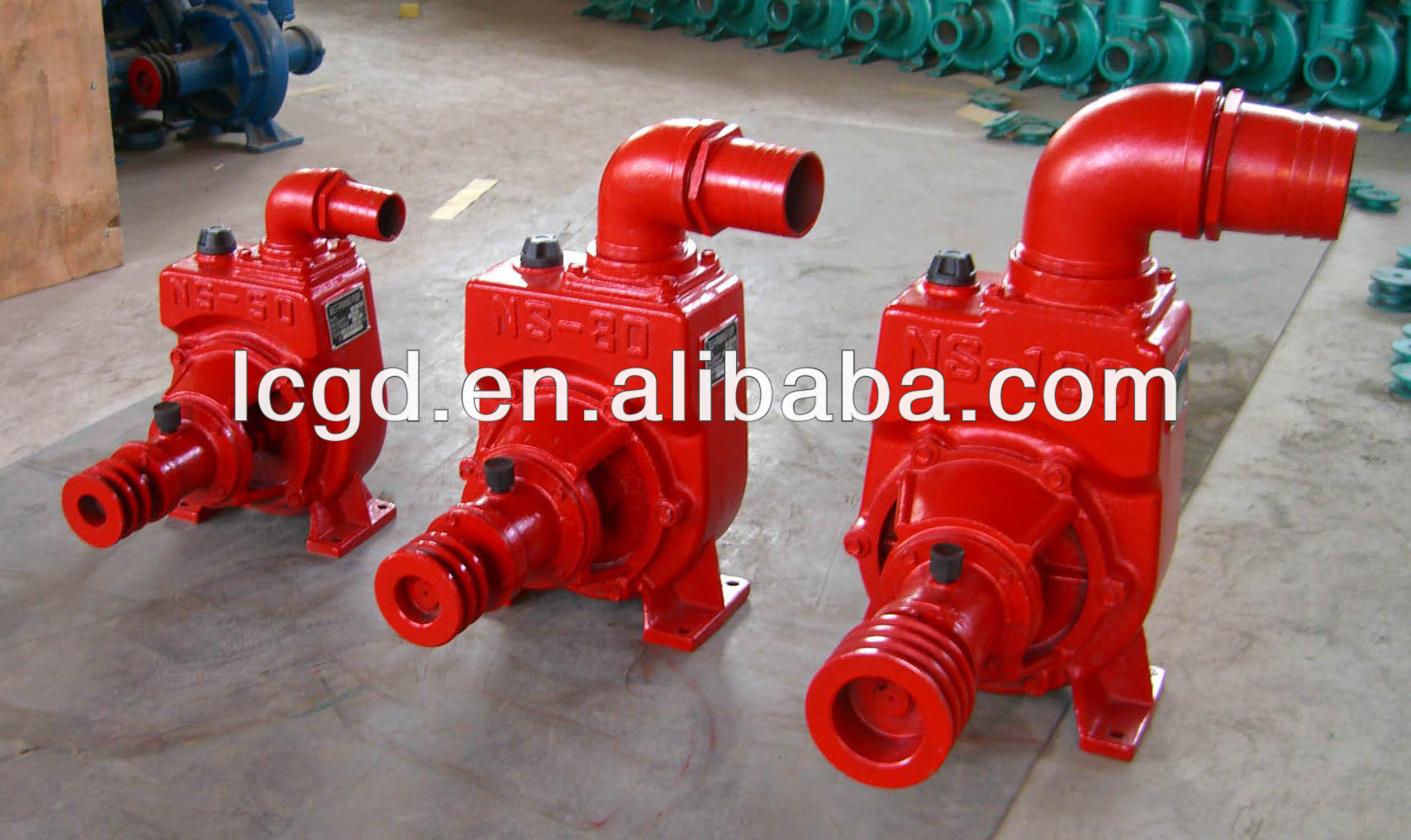 Water Pump NS Series from China