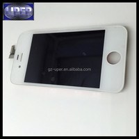 100% original lcd touch screen for iphone 4s lcd with high quality new arrival 2016