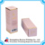 Lower price foldable art paper box cosmetic design