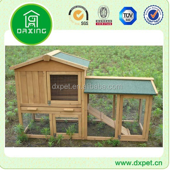 wooden hen house DXR0036