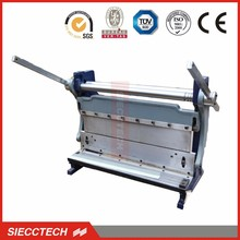Facotry 3-in-1 1016 Manual Combination of Shear Brake and Roll Machine