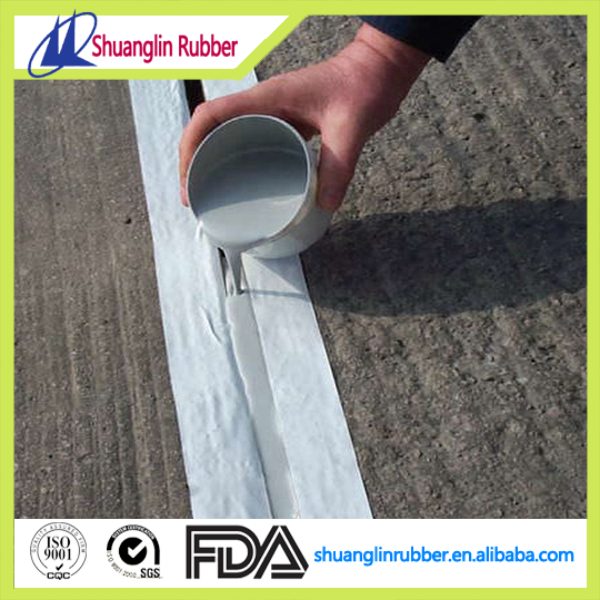 Free sample highly elastic pouring grade joint polyurethane sealant