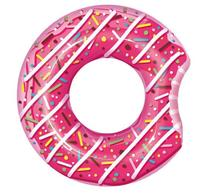 Bestway inflatable donut swimming ring / pool float