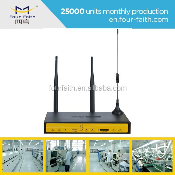 F3434S 3G advertisment router for wifi proximity marketing