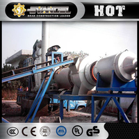2015 road construction project!!! 60t china factory mobile asphalt mixing plant dhb60