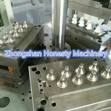 led lighting fixture injection mould