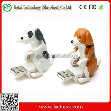 plastic humping dog usb flash drive no minimum, dog shaped usb 128gb