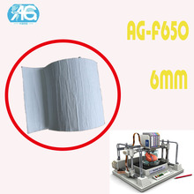 6mm thickness heavy industry pipeline thermal network channel aerogel insulation blanket