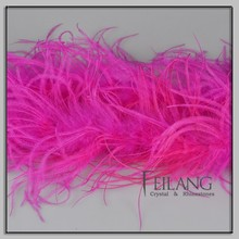 Pink Ostrich Feather Boa For Cheap Sale