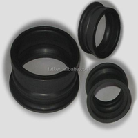 rubber bellows with flange