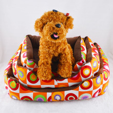 New Dog Kennel Thickened Printed Dog House