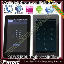 Aoson brand 7 inch unlocked gsm tablets