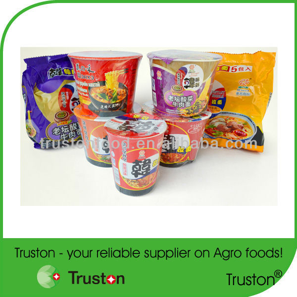 best quality instant noodles from China