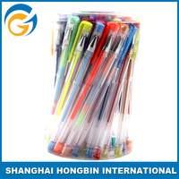 Multicolor 60 Gel Pens Promotion Colors brand Gel Pen