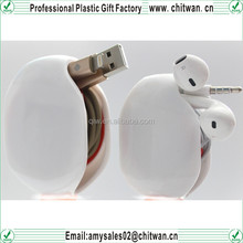 2017 Christmas gifts Retractable Mini Cord Winder Recoil AUTOMATIC Cable Winder
