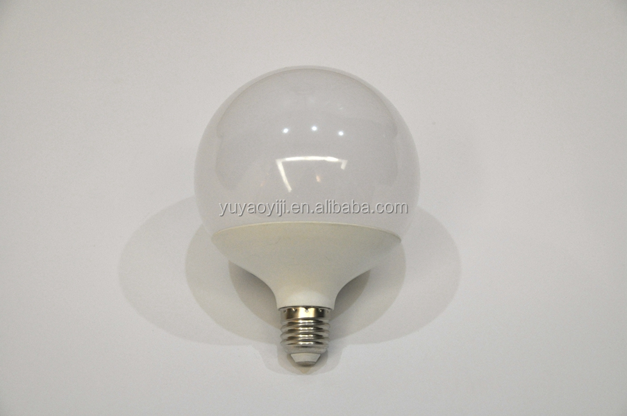 Hot Sale Approved 175-250V AC Dimmable 15W LED Globe Bulb E26 E27 Base G120 Globe LED Light well