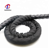 Factory direct Battle Rope , good exercise style gym and outdoor