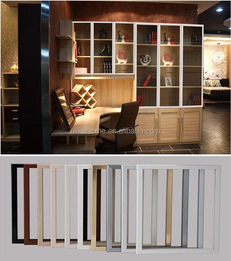Wholesale Modern Kitchen Products Aluminum Glass Door Aluminium