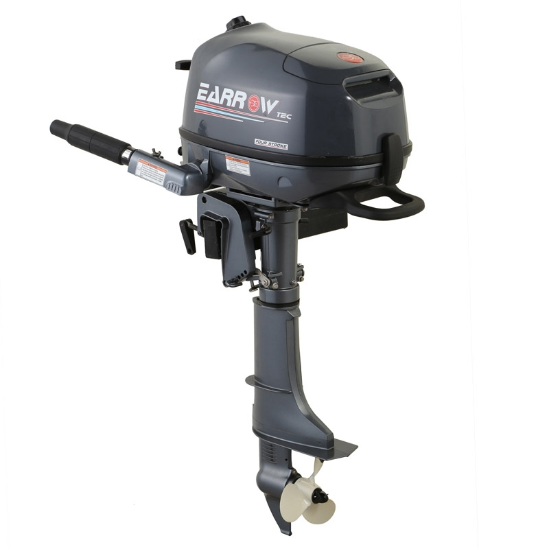 Chinese 5hp Outboard Engine Best Price 4 Stroke Small
