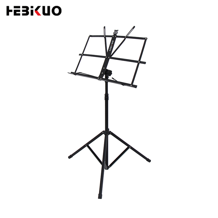 Wholesale Foldable Small best beautiful music stand for violin