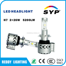 LED auto headlight automobiles & motorcycles auto car G8 led headlights bulb kit h1 h3 h4 h11 h13 9007 9004 9005 9006 h7 car led