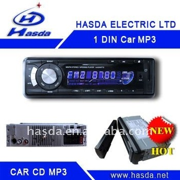 1DIN standard Car mp3 Player HK-910