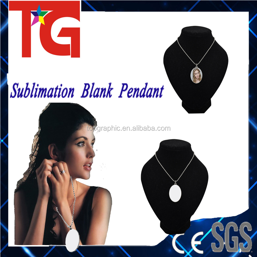 sublimation metal blanks pendant/ornament, ,PAYPAL ACCEPT ,sublimation blanks for 3D dye sublimation printing