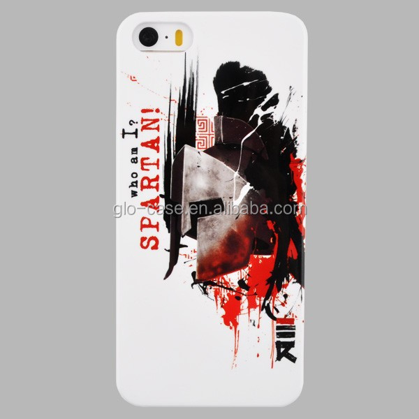 Print Logo Custom PC Case for iPhone 6