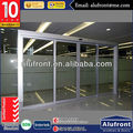 Stainless Steel Automatic Glass Sliding Door