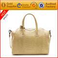 Genuine leather strandtasche for men