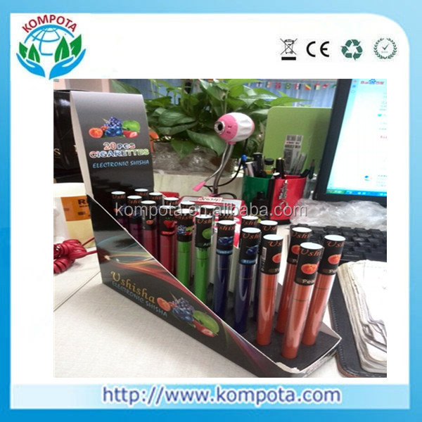 Shenzhen good manufacturer 500-600 puffs big vapor hookah e shisha pen with lowest prices