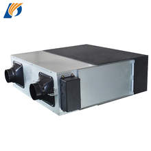 ERV Manufacturer custom made air to air conditioning heat recuperator system heat exchanger for air handling unit with plates