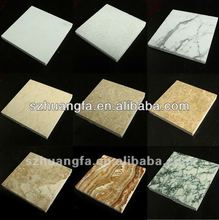Italian natural stone color white beige green blue pink yellow marble tile