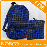 Foldable Backpack, Nylon Folding bag
