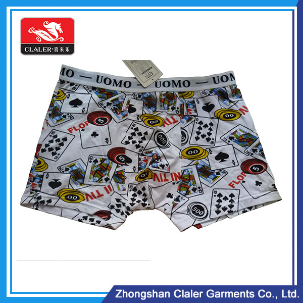 China wholesale used mens underwear , boxer briefs , mens briefs