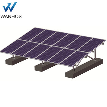 solar  frames for Solar Ground  Mounting System