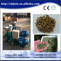 Small animal feed pellet mill, wood biomass pellet mill machine with easy operation and high forming rate