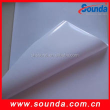 1.52*50m Good stretchable transparent self adhesive vinyl film for car body protection
