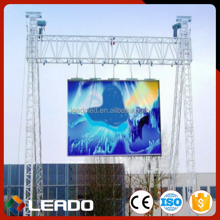 New Wholesale High quality rental led video wall pantalla