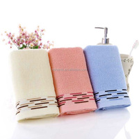 brand promotion! economy 100% cotton face towel washcloths CFT025