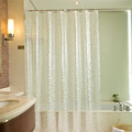 100% PVC Shower Curtain