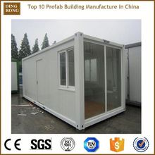 prefab 40ft 20ft shipping container office, collapsible container offices