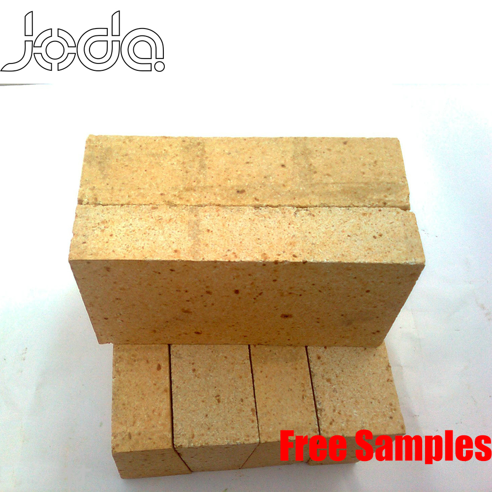 First Class Fused Sk34 High Temperature Chamotte Chrome Magnesite Refractory Bricks