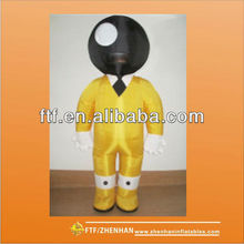 2013 hot sale inflatable character