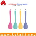 China wholesale good cook christmas spatula silicone